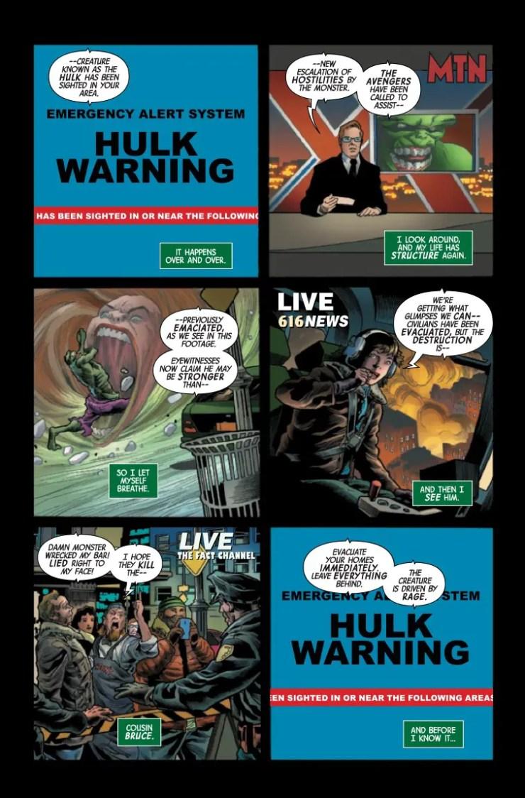 Marvel Preview: Immortal Hulk #47