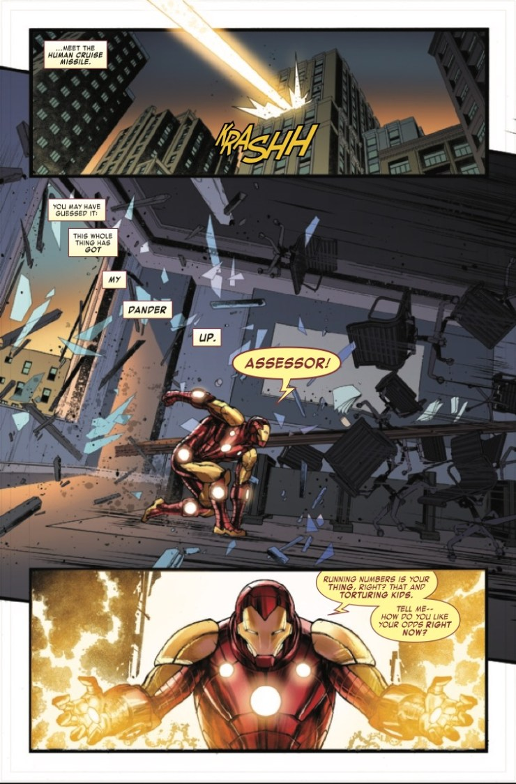 Marvel Preview: Iron Man Annual Vol 3 #1