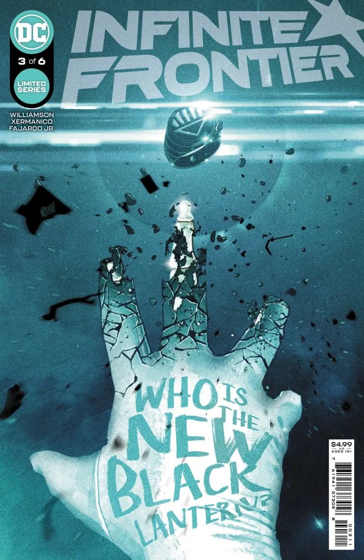 DC Comics reveals new details about June's 'Infinite Frontier'