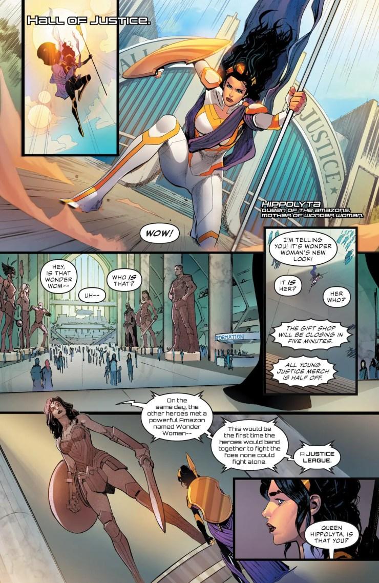 DC Preview: Justice League #62