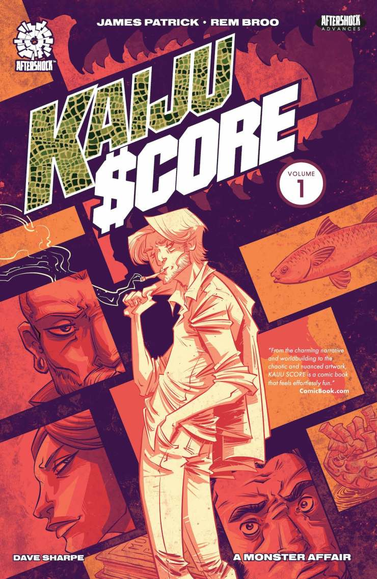 AfterShock Preview: Kaiju Score