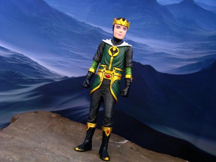 Marvel Select: Special Edition Loki figure revealed