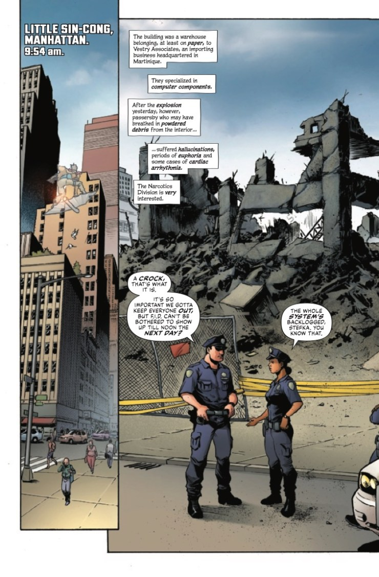 Marvel Preview: The Marvels #2