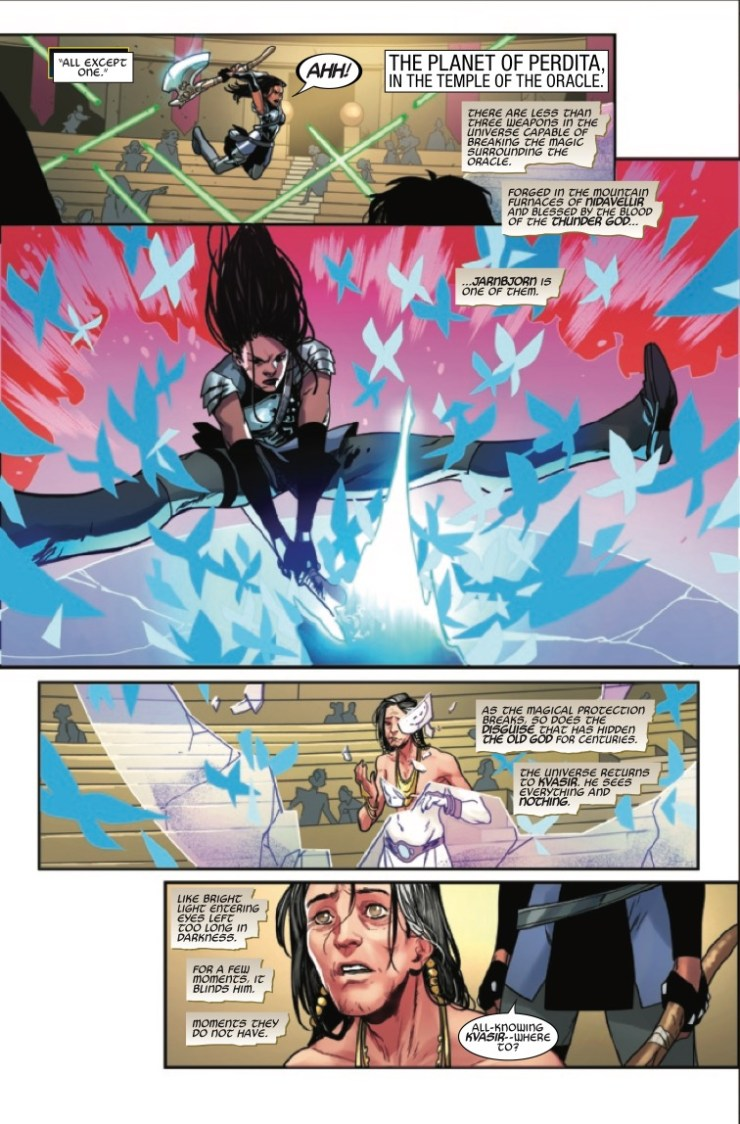 Marvel Preview: The Mighty Valkyries #2