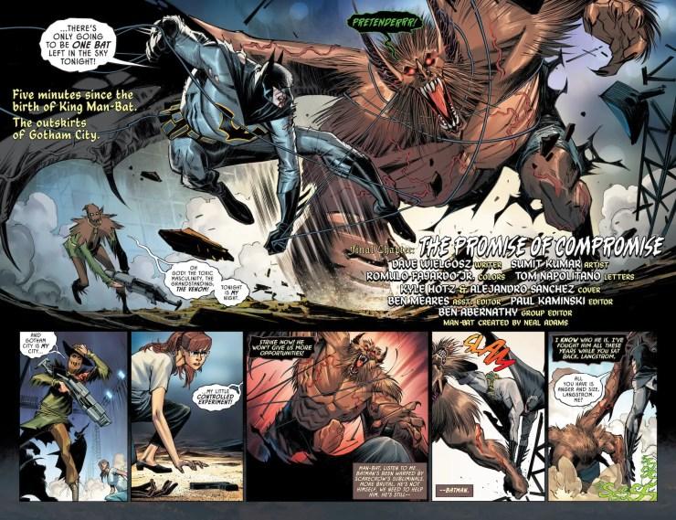 DC Preview: Man-Bat #5