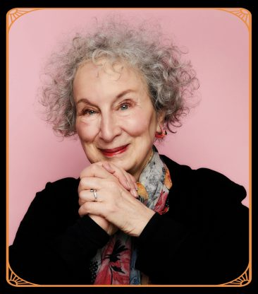 Margaret Atwood credit Luis Mora_with frame-min