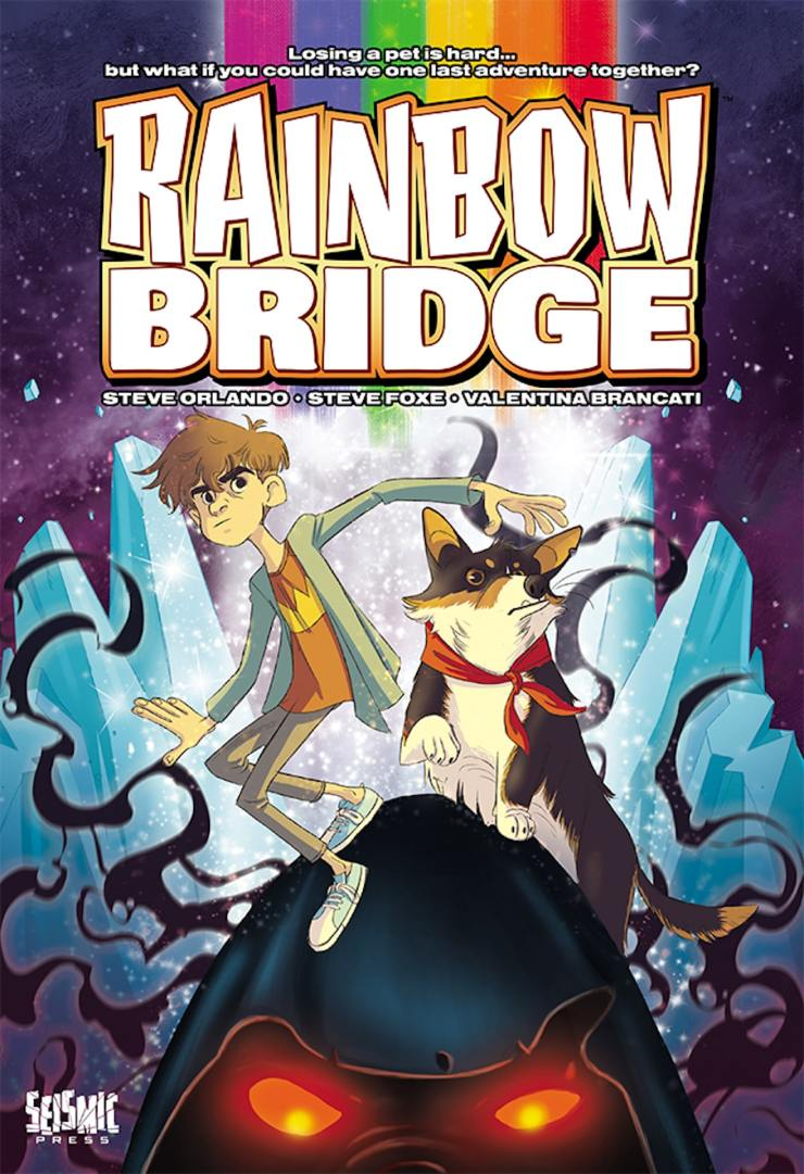 AfterShock Preview: Rainbow Bridge OGN