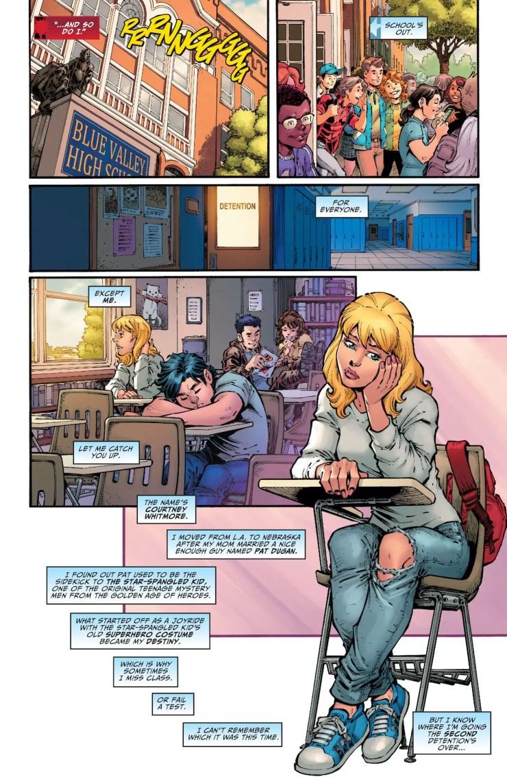 Stargirl Spring Break Special (2021) #1