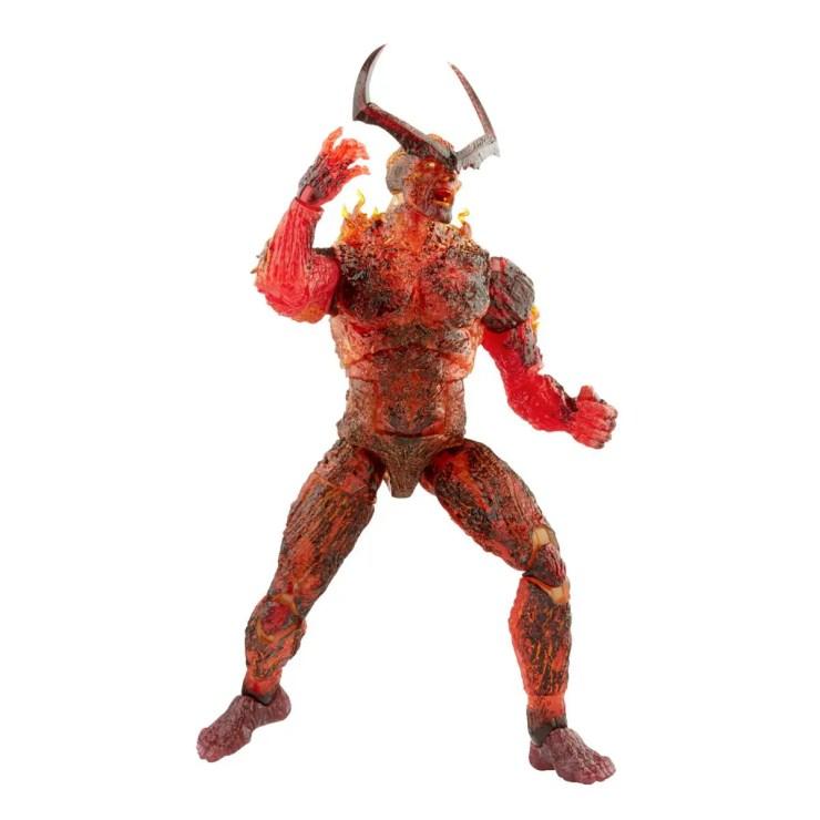 "Marvel Legends unveils massive 6"" scale Surtur"
