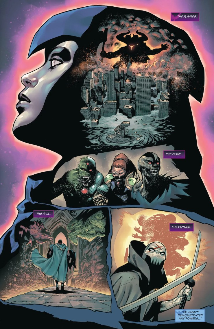 DC Preview: Teen Titans Academy (2021-) #3