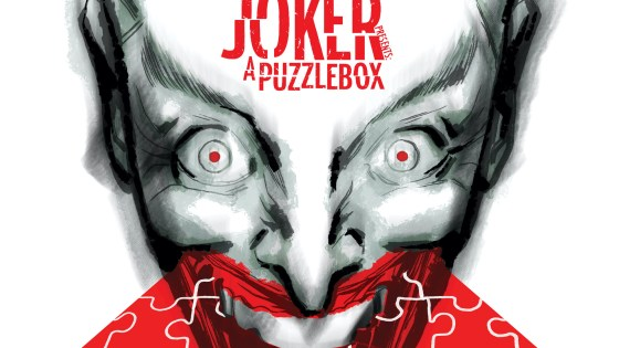 'The Joker Presents: A Puzzlebox' has a clever unreliable narrator spin