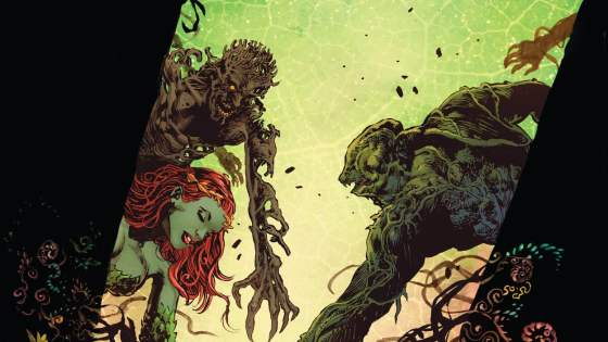 DC Preview: The Swamp Thing #4