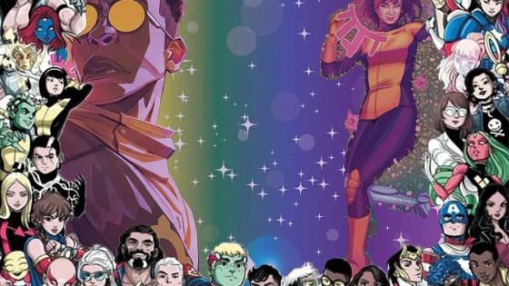 X-Men Monday Call for Questions: Marvel's Voices: Pride - Vita Ayala, Kieron Gillen & Leah Williams