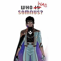 Marvel Comics teases new superhero Somnus