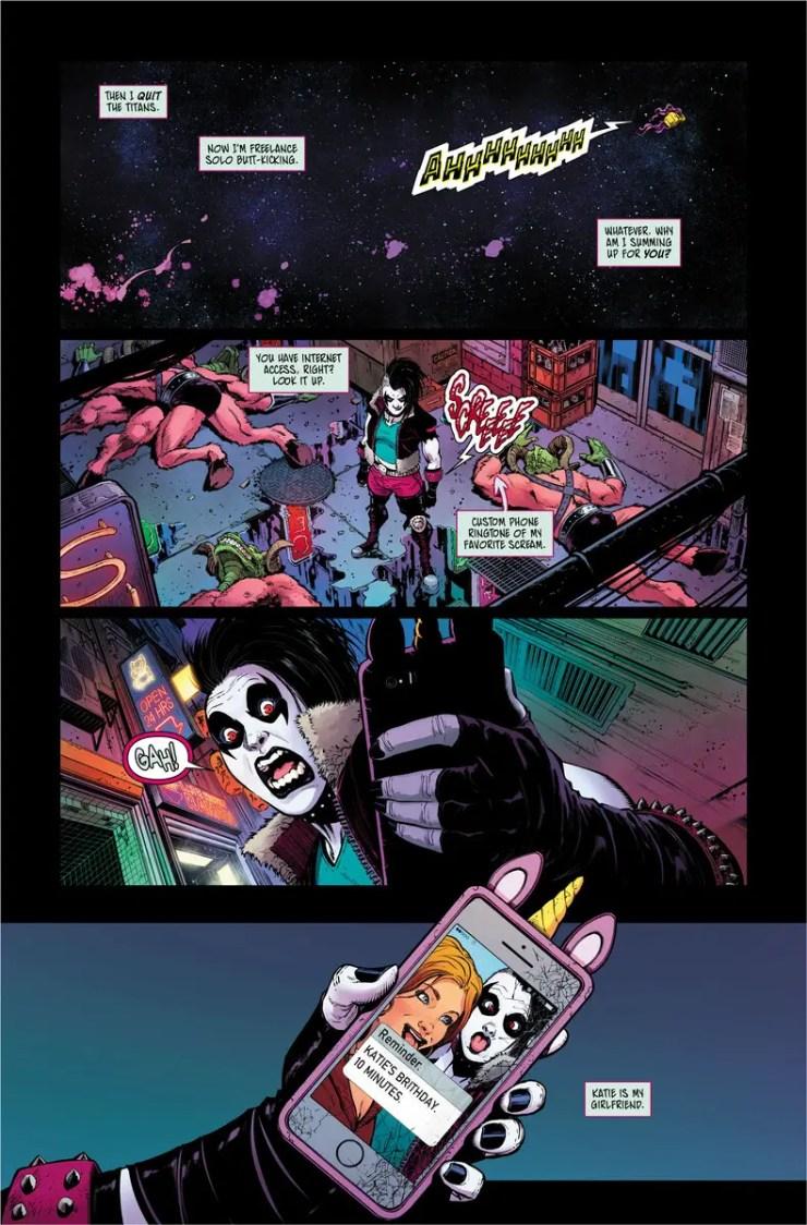 DC reveals more 'Crush & Lobo' #1 covers