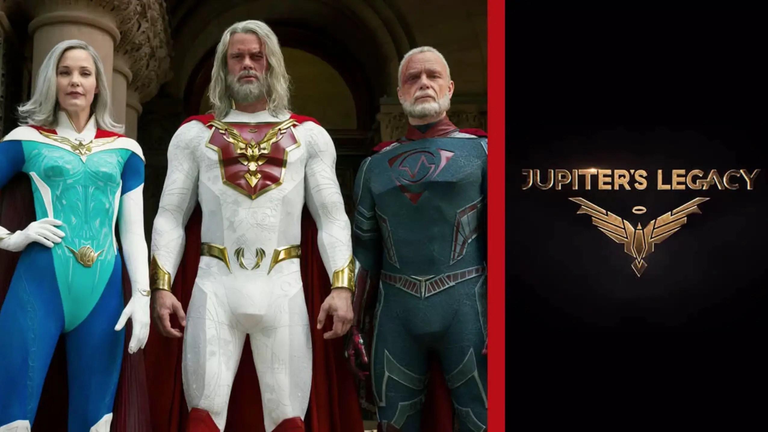 'Jupiter's Legacy' season 1 is superhero storytelling at new heights