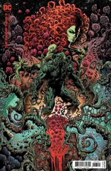 AIPT Comics Podcast Episode 121: Tim Sheridan Swamp Thing