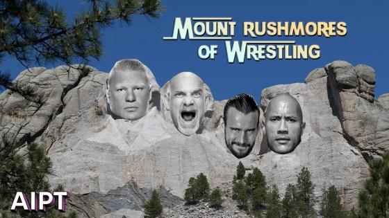 Mt. Rushmores of Wrestling: Iconic tattoos