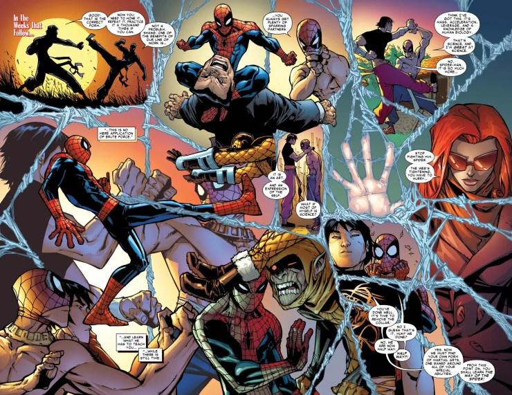 Shang-Chi Spider-Man Marvel