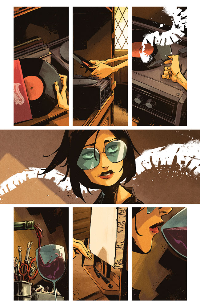 Image Comics Preview: The Me You Love in the Dark #1