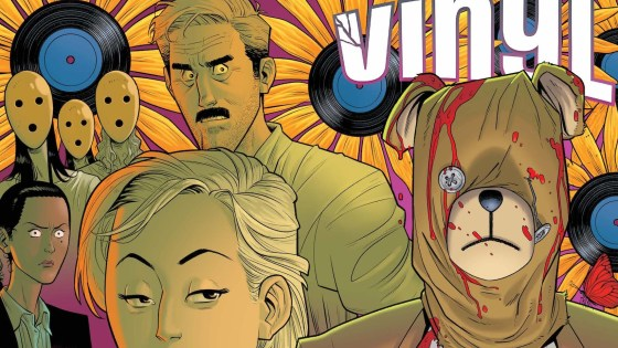 Talking the unhinged 'Vinyl' with creators Daniel Hillyard and Doug Wagner