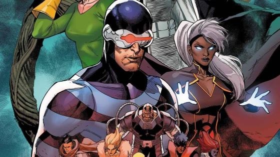 Marvel First Look: X-Men #21