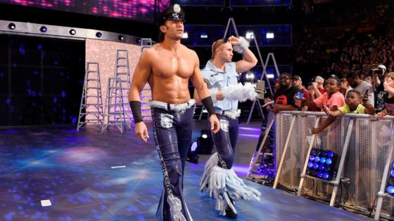 WWE releases Breezango, Ever-Rise and more