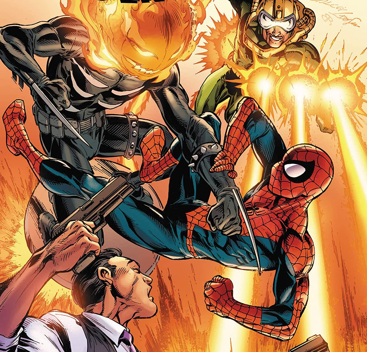 'Amazing Spider-Man' #69 continues to wrap up plots
