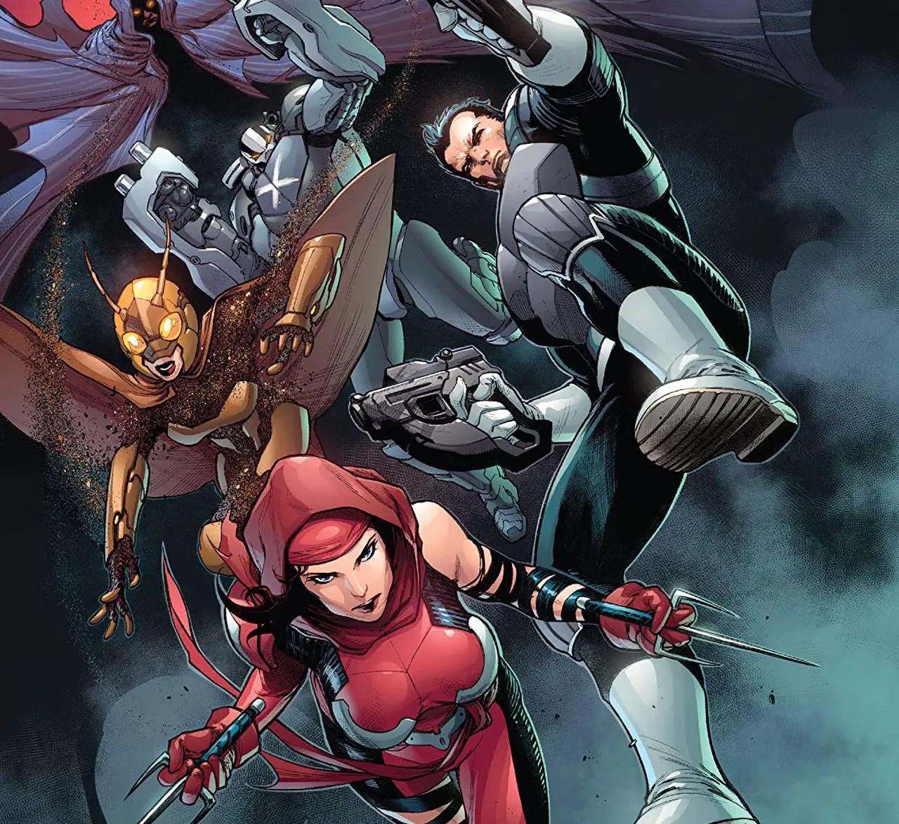 'Heroes Reborn: Squadron Savage' #1 puts a tragic twist on The Punisher