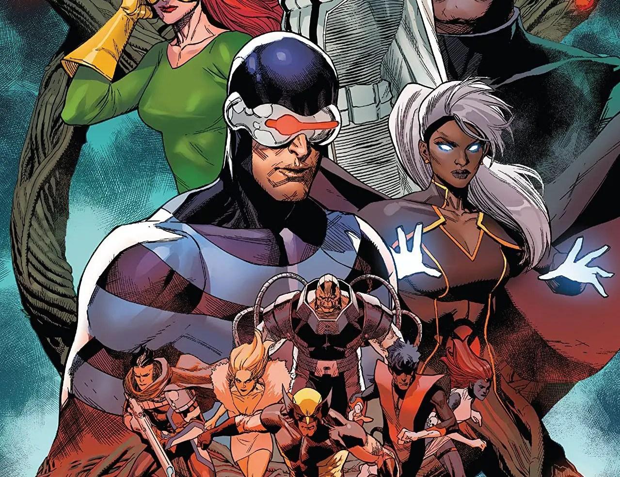'X-Men' #21 introduces the new superheroes of Krakoa