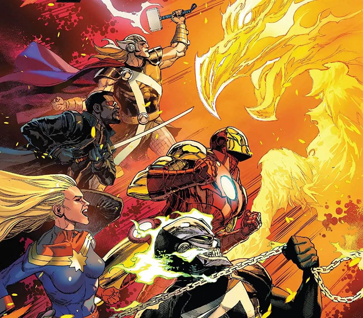 'Avengers by Jason Aaron Vol. 8: Enter the Phoenix' review