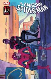 Marvel celebrates 10 years of Miles Morales with variant cover series