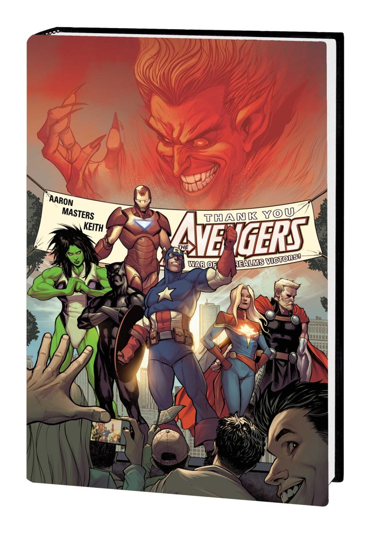September 2021 Marvel solicitations: 'Dark Ages' rages and Inferno is here!