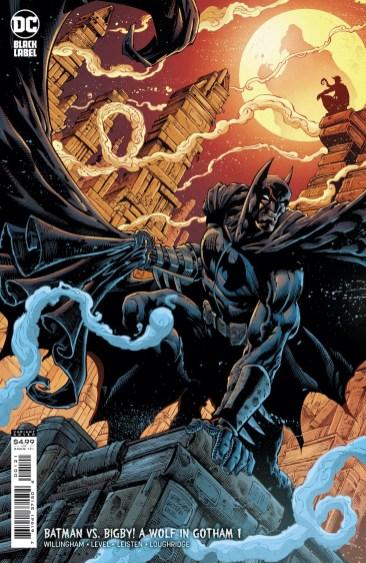Bill Willingham's 'Fables' set to return plus Batman vs. Bigby this September