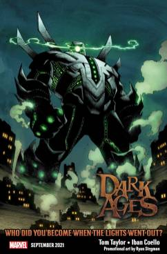 Marvel releases even more 'Dark Ages' teasers