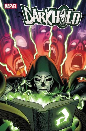 Marvel Comics announces Steve Orlando's 'Darkhold' is back on this September