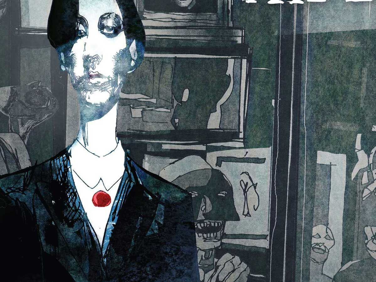 'The Conjuring: The Lover' #1 is a moody start for DC's new horror line