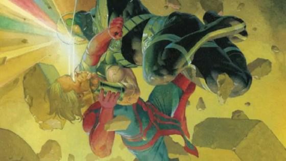 Marvel Preview: Eternals #5