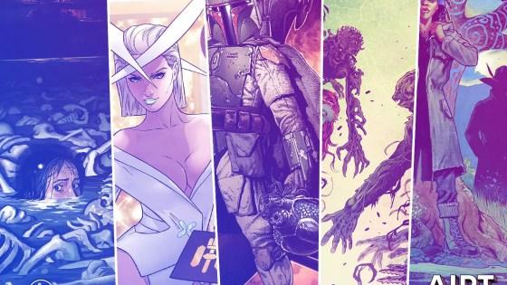 Fantastic Five: Week of June 2, 2021