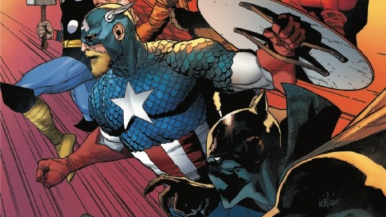 Marvel Preview: Heroes Return #1