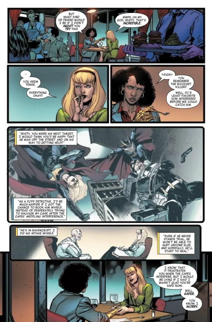 Marvel Preview: Heroes Reborn: Night-Gwen #1