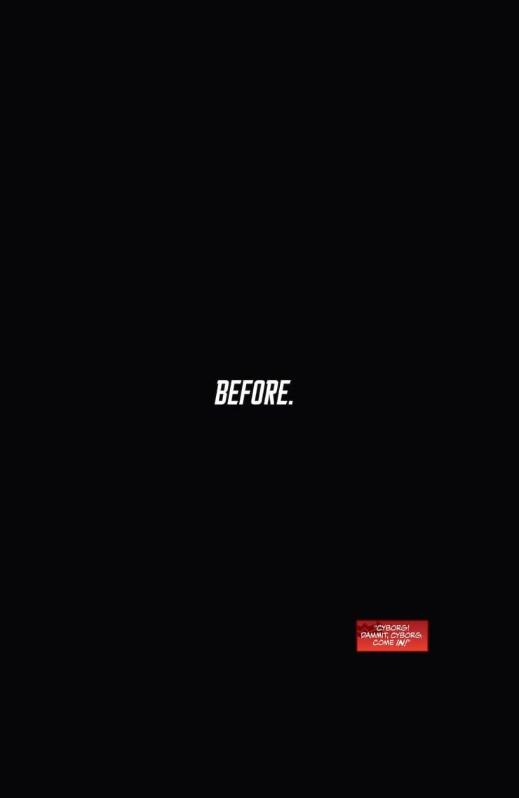 DC Preview: Justice League: Last Ride #2