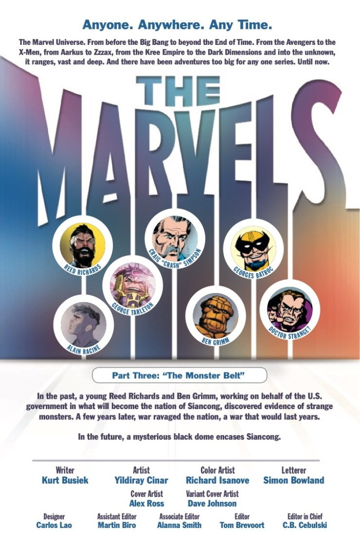 Marvel Preview: The Marvels #3