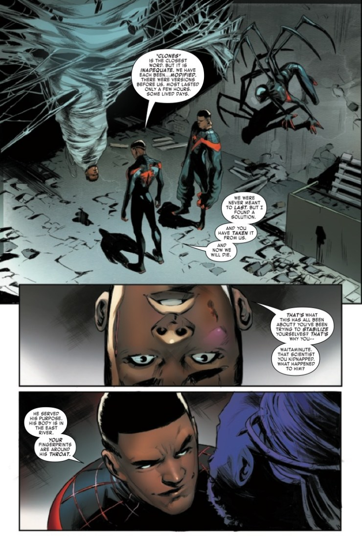 Marvel Preview: Miles Morales: Spider-Man #27
