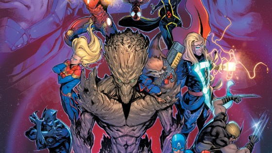 'Marvel Multiverse' tabletop role-playing game coming in 2022