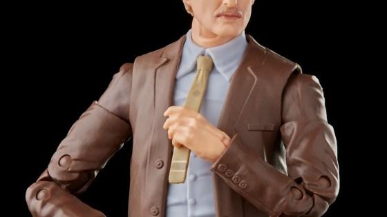 Marvel Legends: Owen Wilson Mobius figure revealed