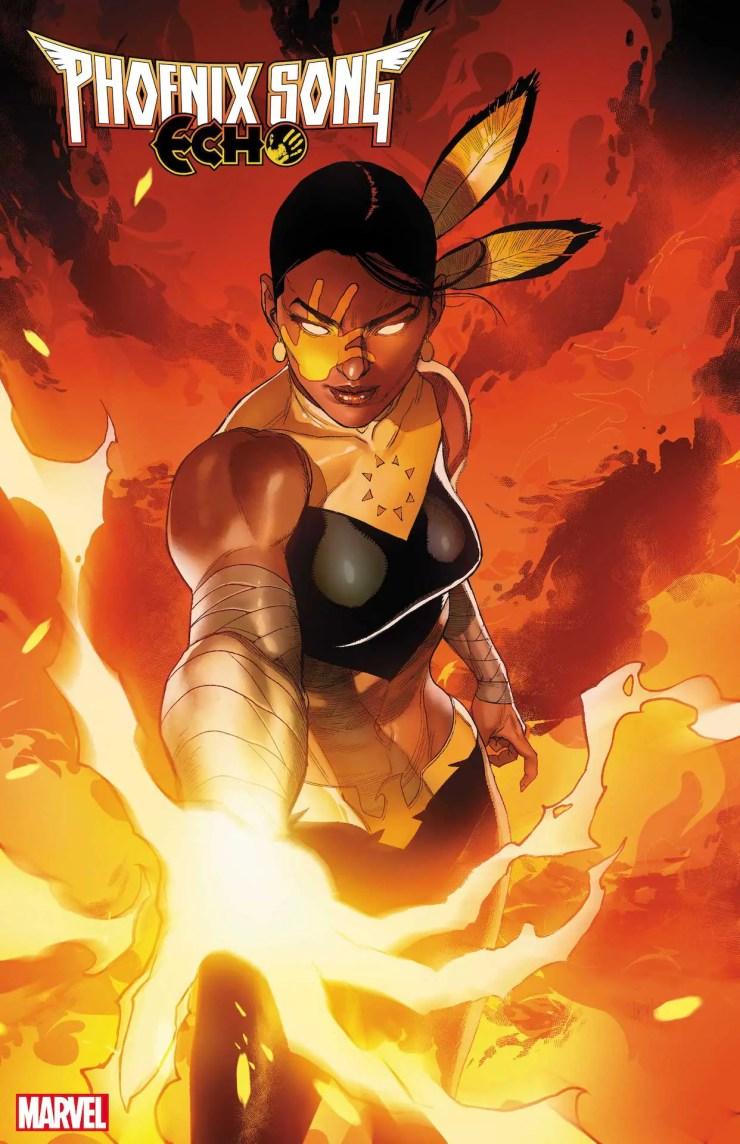 Marvel announces 'Phoenix Song: Echo' #1