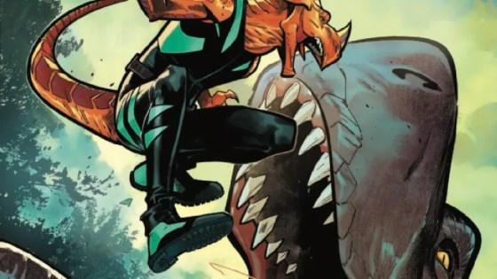 Marvel Preview: Reptil #2