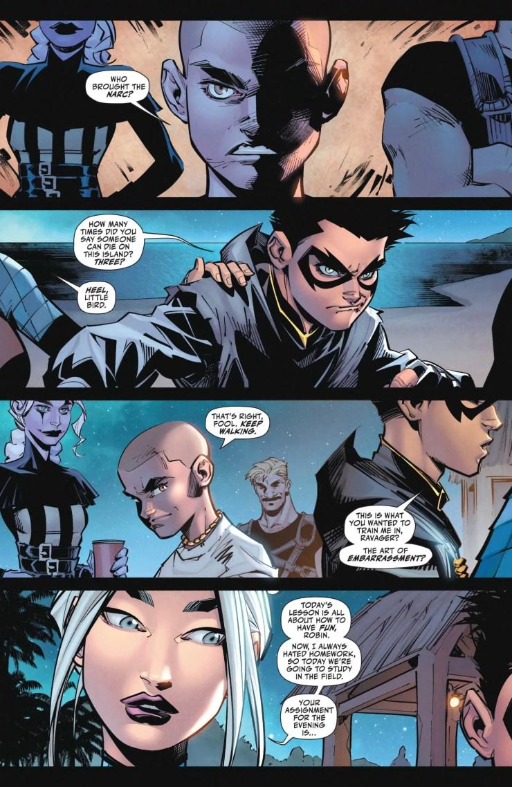 DC Preview: Robin #3