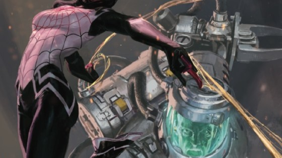 Marvel Preview: Silk #4